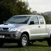 Hilux D4-D 4x2 Extra Cab Chassis