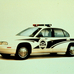 Lumina Police Vehicle