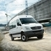 Sprinter Kombi 215 CDI  medium 3,19t