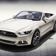 Mustang 50 Year Limited Edition Convertible