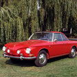 1600 Karmann-Ghia Coupé