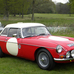 MG MGB Rally
