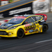 Fiesta ST Rockstar Energy Drink Race Car