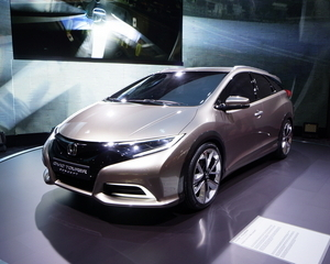 Civic Tourer Concept