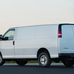 Chevrolet Passenger Van LT 2500 Regular Wheelbase