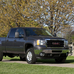 Sierra 2500HD Extended Cab 4WD Work Truck Long Box