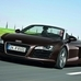 Audi R8 4.2 Spyder quattro R tronic vs Chevrolet Camaro 2LT Coupe vs Cadillac CTS Coupé RWD Performance vs Cadillac CTS 3.6L Sport Wagon RWD Premium