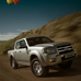 Ranger 2.5TDCi XL Cabina Simples 4x4 (chassis)