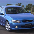 Falcon XR6 Turbo Automatic
