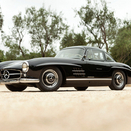300 SL Gullwing Coupe