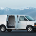 Chevrolet Express 2500 Extended Wheelbase RWD Diesel