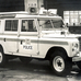Land Rover Series III 109 Police Station Wagon