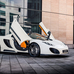 MP4-12C Spider Gemballa GT by Gemballa