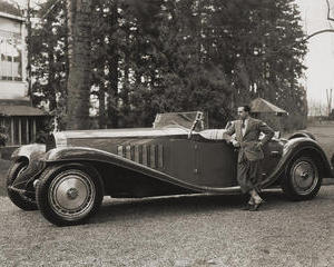 Type 41 Royale - Cabriolet Weinberger