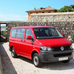 T5 Caravelle 2.0 TDI Bluemotion Technology Trendline long