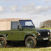 Defender 90 Soft Top