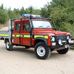 Defender 130in Fire Engine