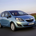 Meriva 1.7 CDTI Selection Automatic