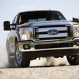 F-Series Super Duty F-250 142-in. WB Lariat Styleside SuperCab 4x4