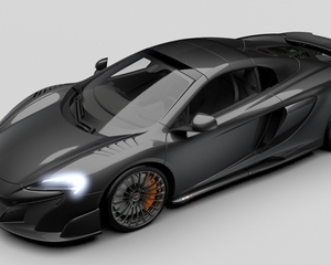 675LT MSO Carbon Series