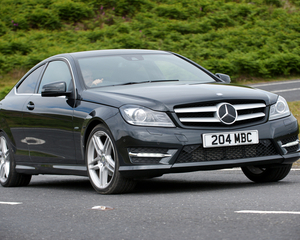 C350 Coupe BlueEFFICIENCY AMG Sport