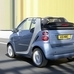 fortwo cabrio 1.0 turbo passion