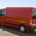 Movano Chassis Cab Dupla L4H1 3.5T RWD HD (DRW)