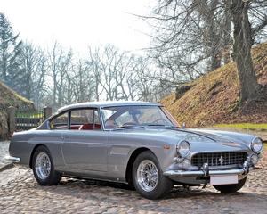 250 GTE 2+2 Series II by Pininfarina