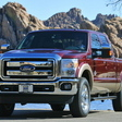 F-Series Super Duty F-250 156-in. WB Lariat Styleside Crew Cab 4x4