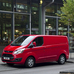 Transit Custom Van 330L Base 2.2TDCi Longa - Teto normal