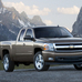 Silverado 1500 Extended Cab 4WD Work Truck Standard Box
