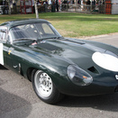 E-Type Lightweight Low Drag Coupe