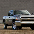 Silverado 2500HD Extended Cab 2WD Work Truck Long Box