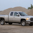 Silverado 2500HD Extended Cab 2WD LTZ Long Box