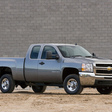 Silverado 2500HD Extended Cab 4WD Work Truck Standard Box