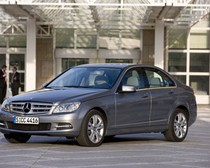 C 350 CDI BlueEfficiency Automatic 4Matic