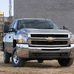 Silverado 2500HD Extended Cab 4WD Work Truck Long Box