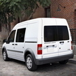 Transit Connect Van XLT w/Side and Rear Door Glass