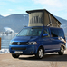 California 2.0 BiTDI folding roof Comfortline 4Motion