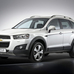 Chevrolet Captiva 2.2 D LT+ 4WD Automatic