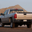 Silverado 2500HD Extended Cab 4WD LTZ Long Box