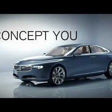 Volvo Car Corporation presents Concept You