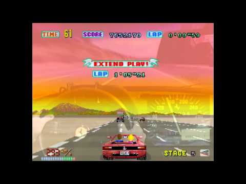 The Joys of Sega's Outrun