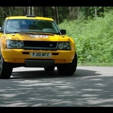 Worlds fastest SUV? The Bowler EXR-S. - CHRIS HARRIS ON CARS