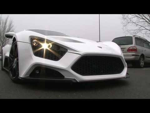 All new Zenvo ST1 Supercar 2010 in Dubai