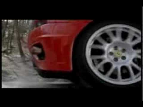 Ferrari 360 Challenge Stradale TV Commercial GOOD!