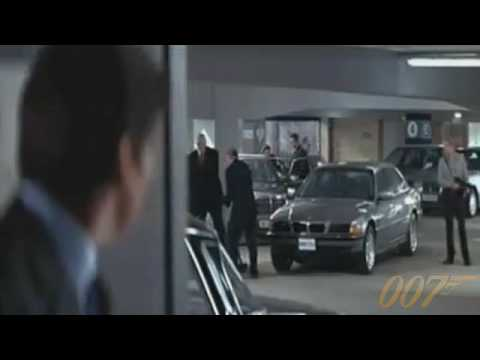 James Bond - Tommorow Never Dies - BMW Car Chase (HIGH QUALITY)