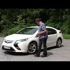 Vauxhall Ampera reviewed
