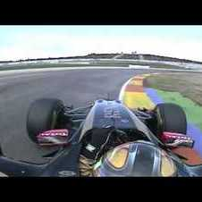 F1 - Lotus Renault GP R31 launch - Highlights, on track & interviews
