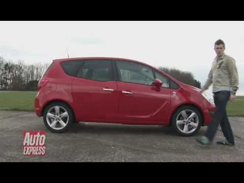 Vauxhall Meriva Review - Auto Express